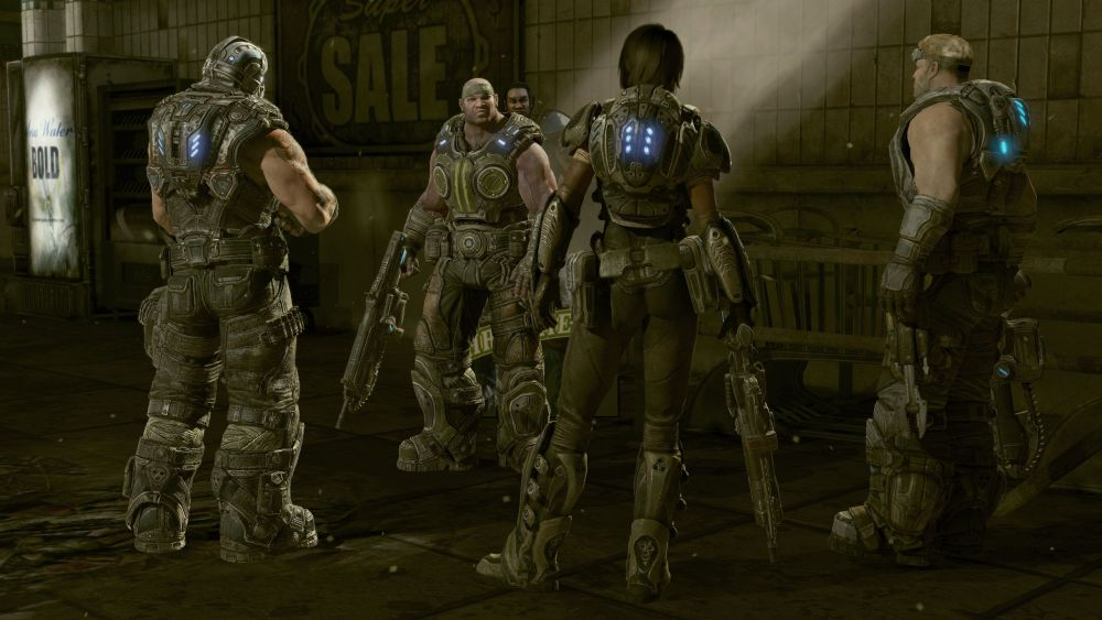 Gears of War 3 hands-on: the written preview (2/2)