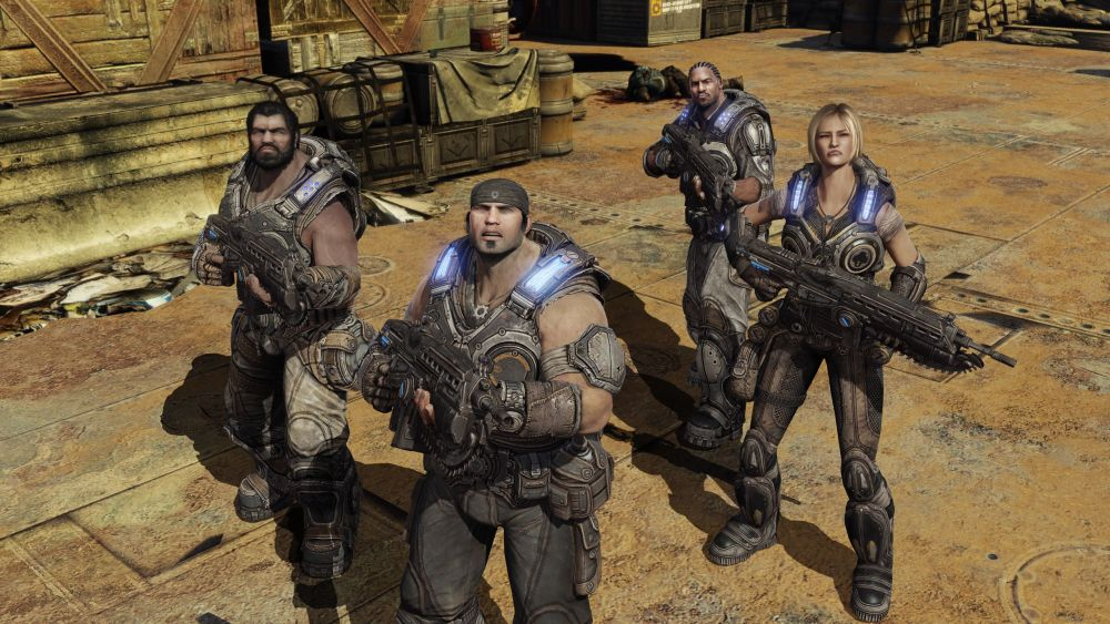 Gears of War 3 hands-on: the written preview (1/2)
