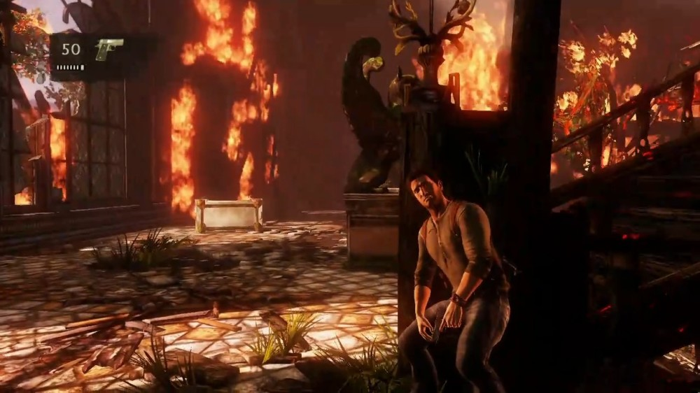 Uncharted 3 Drake's Deception: some thoughts