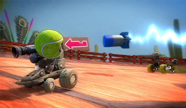 Quick Review Little Big Planet Karting Gamejunkienz 20