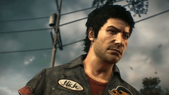 New character: It's mechanic Nick Ramos' turn to take on the zombie hordes.