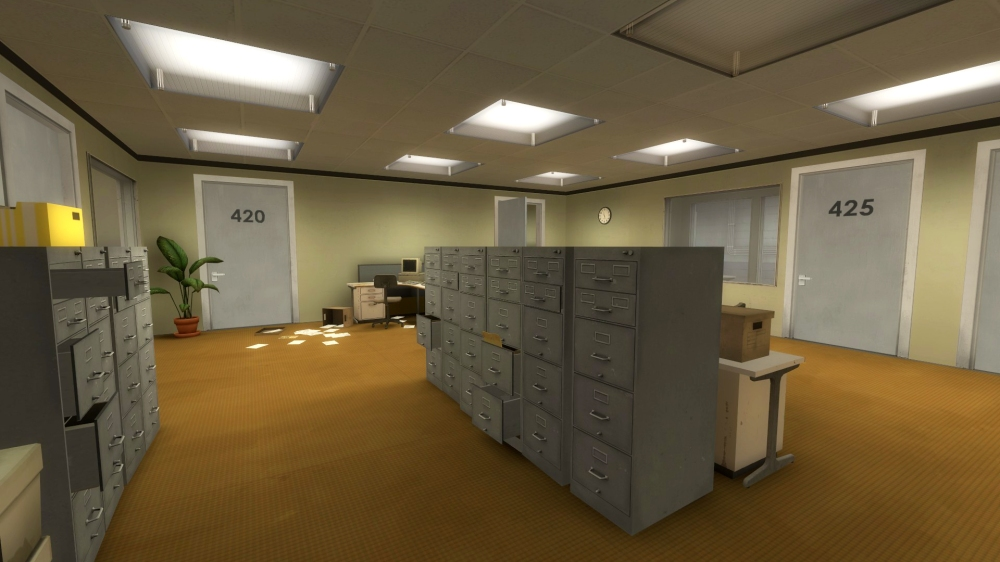 The Stanley Parable: a game that will mess with your mind.
