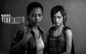 Left Behind: We find out what happened to Ellie and Riley before the events of The Last of Us.