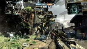 Falling from the sky: Despite being multplayer-only, Titanfall is a game that I'm really looking forward to - and I don't usually do online-only.