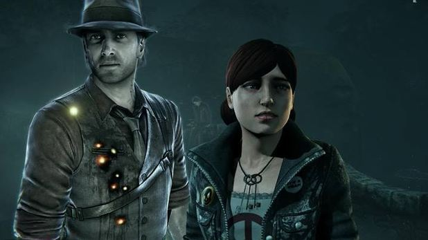 Dynamic duo: Ronan and Joy join forces to solve the Bell Killer case.