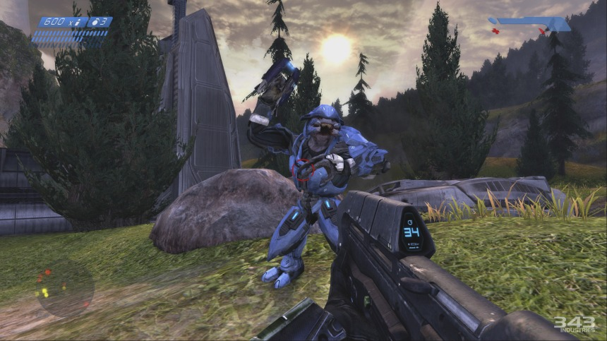 Halo: The game that started it all.
