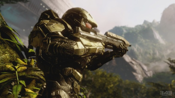 Halo 4: One of my favourite Halo games.