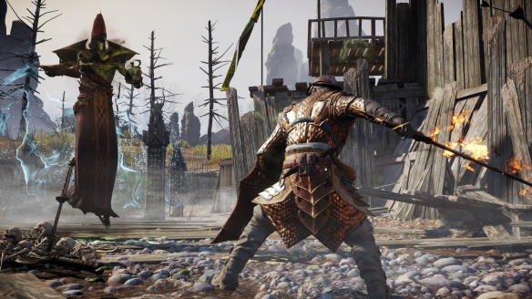 DragonAge Inquisition: Action RPG that is great fun.
