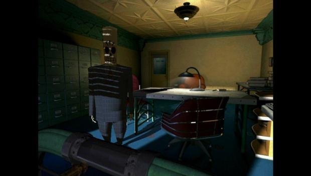 Advanced lighting: Grim Fandango Remastered now looks more film noir thanks to the new lighting.