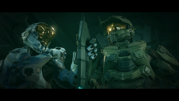 Master Chief: Ready to Rock.