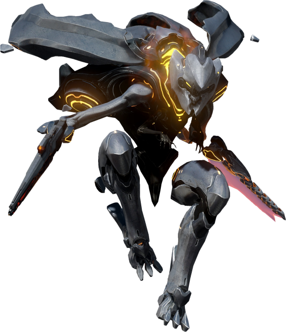 Two of these guys kicked my Spartan arse several times in Halo 5.