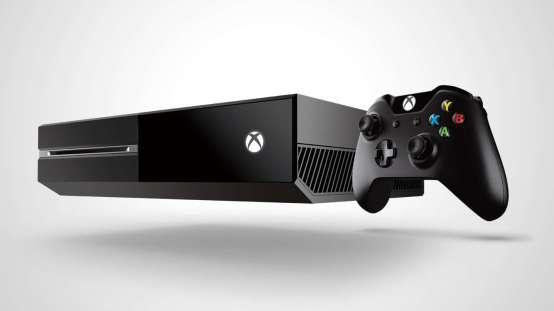 Microsoft's Xbox One console.