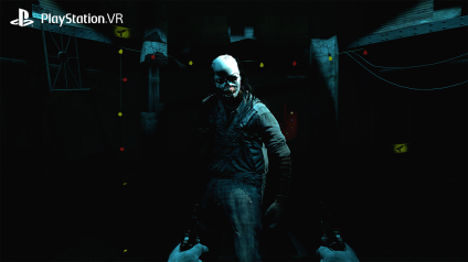 Until Dawn: Rush of Blood a surprisingly good VR game on the PSVR.