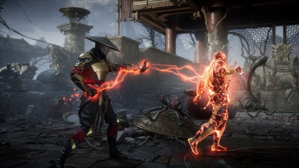 Mortal Kombat 11: Finish him!